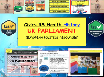 British Politics and how Parliament works