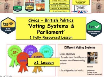 British Politics how law are made parliamentary sovereignty European History