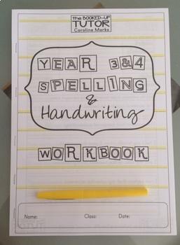 {UK SIGHT WORDS} {spelling sight words} {handwriting practice older students}