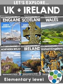 UK and Ireland - Countries Research Unit - Bundle