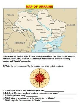 UKRAINE (GEOG, READING, HISTORY TO FEB 2, 2014; FUN, CCSS, CRISIS)