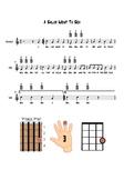 UKULELE - 2 songs for beginners