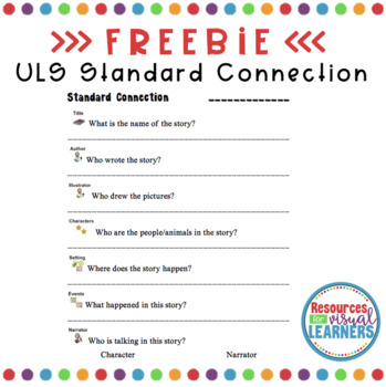 ULS Standard Connection