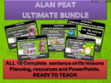 ULTIMATE ALAN PEAT BUNDLE OF READY TO TEACH SENTENCE LESSONS