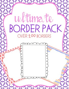 ULTIMATE Border Pack!