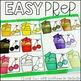 ULTIMATE Color File Folder Activity Set for Special Education