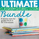 Ultimate School Counseling Classroom Guidance Lesson Bundle