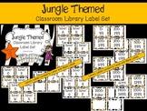 ULTIMATE Jungle Themed Classroom Decor Set!  Labels, Posters, Calendar,& More!