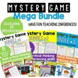 ULTIMATE MEGA Mystery Bundle- Great for Ice Breakers and Inferencing $32 value!