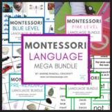 Montessori Language Materials Bundle - All Levels