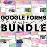 ULTIMATE Occupational Therapy Custom Google Forms GROWING BUNDLE