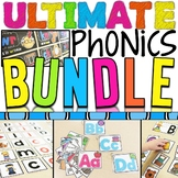 ULTIMATE PHONICS BUNDLE