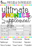 ULTIMATE PHONICS BUNDLE in NSW Foundation Font ACARA Aligned