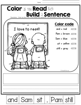 ULTIMATE SIGHT WORDS {freebie}
