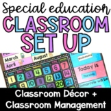 ULTIMATE SPECIAL EDUCATION CLASSROOM SET UP