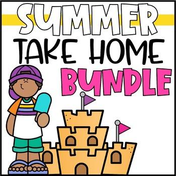 Summer Reading Log & Writing Journal BUNDLE!