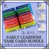 ULTIMATE TASK CARD BUNDLE (32 SETS)  - Kindergarten Preschool Autism SPED