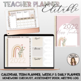 ULTIMATE TEACHER PLANNER PACK *Digital & Printable