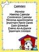 ULTIMATE Teacher Planner 2015-2016 - Fun Dog Theme Common Core Included