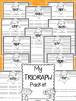 ULTIMATE Trigraph-Digraph BUNDLE ~ NO-PREP!