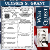 ULYSSES S. GRANT U.S. PRESIDENT WebQuest Research Project Biography