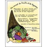 UN CORNET DE FRUITS ET DE LEGUMES Gr. 1-2