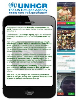 UN Finding Home App