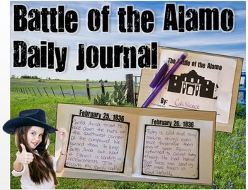 UNBUNDLED: Battle of the Alamo Daily Journal Booklet