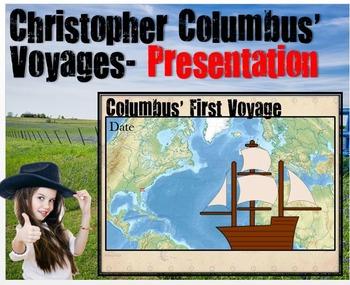 UNBUNDLED: The voyages of Christopher Columbus