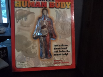 UNCOVER THE HUMAN BODY