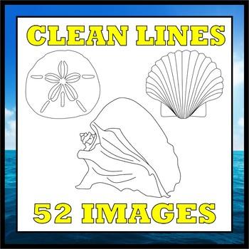 UNDER THE A-B-SEA Clip Art