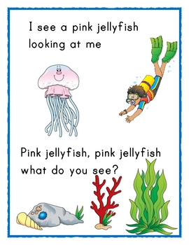 UNDER THE SEA STORY