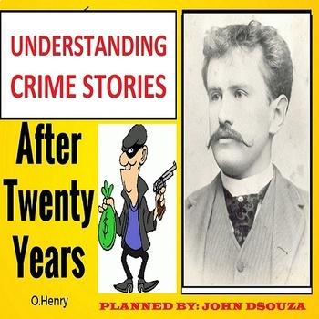 AFTER TWENTY YEARS: UNDERSTANDING CRIME STORIES