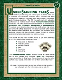 "TAXES:  ""Under$tanding Taxe$ Activity"""