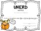 UNERD Reading Strategy