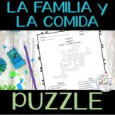 UNIDAD 3 LECCIÓN 1 - LA FAMILIA Y LA COMIDA