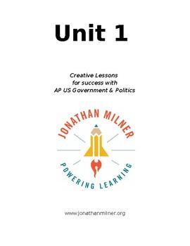 UNIT 1 - The Constitution