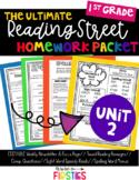 UNIT 2 Reading Street Homework 1st Grade