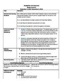 UNIT 2 ReadyGEN Unit Plan