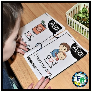 UNIT 2: SHORT VOWELS {PHONICS 4 Reading}