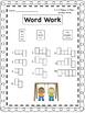 UNIT 3 Word Work  for Reading Street - Gr. 1