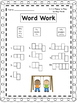 UNIT 3 Word Work  for Reading Street - Gr. 1