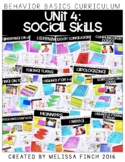 UNIT 4 of the Behavior Basics Program for Special Education