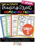 UNIT 5 Reading Street Homework 1st Grade