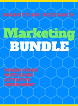 UNIT 6 CH 28 MARKETING BUNDLE – Marketing Research