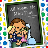 All About Me Activities and Lessons