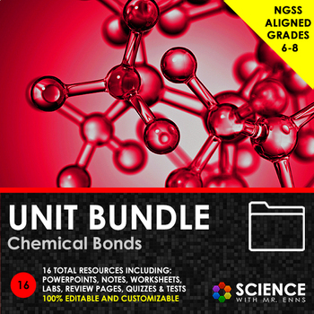 UNIT BUNDLE - Chemical Bonds and Bonding