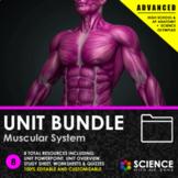UNIT BUNDLE - Muscular System Mini Unit (HS-LS1) - Distanc