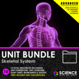 UNIT BUNDLE - Skeletal System Mini Unit (HS-LS1) - Distanc