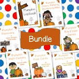 Pumpkin Bundle for Literacy, Math and Science